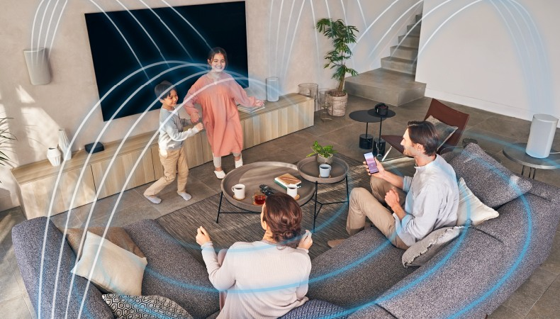360 Spatial Sound Mapping 技術搭載,Sony 推出全新 7.1.4ch 音場喇叭系統 HT-A9
