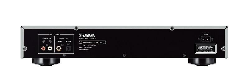 Yamaha 推出全新入門級 CD 唱機 CD-S303