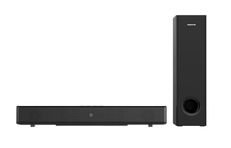 支援 Dolby Atmos,Creative 推出全新 2.1ch Soundbar 系統 Stage 360