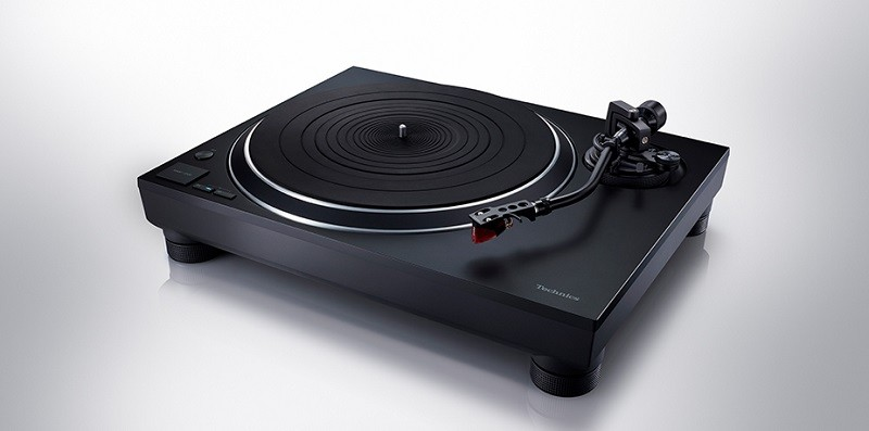 黑魂降臨,Technics 推出全新黑色版本 SL-1500C 黑膠唱盤