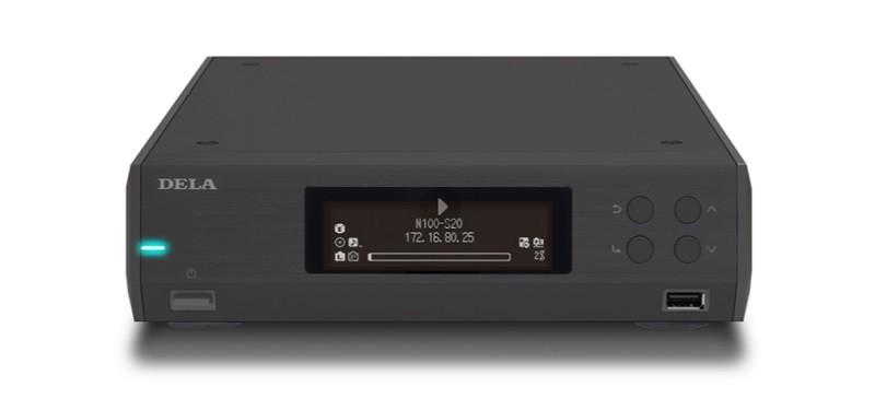DELA 宣布推出全新黑色版本 N100-S20B-J