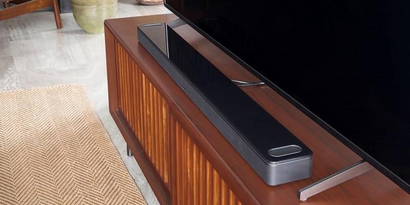 兼容 Dolby Atmos,美國 Bose 推出全新 Smart Soundbar 900