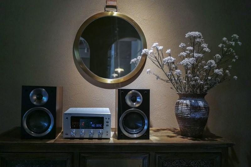 TAGA Harmony  推出全新多功能小型音響系統 HTR-1000CD v.2