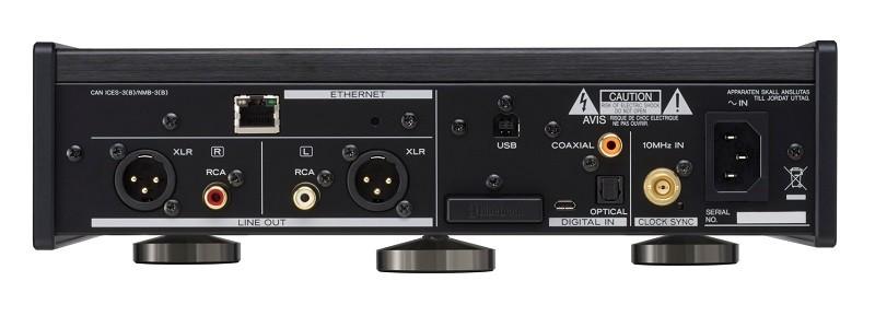 強化登場(二),TEAC 推出全新版本網絡串流播放器 / USB DAC 解碼器 NT-505-X