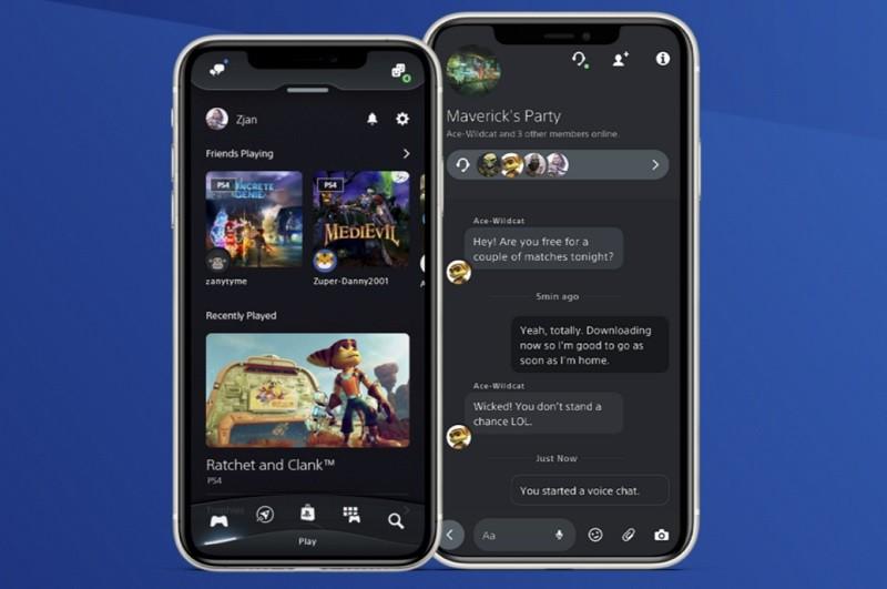 支援 PS 主機九月份更新,SIE 發布全新版本手機 PlayStation App