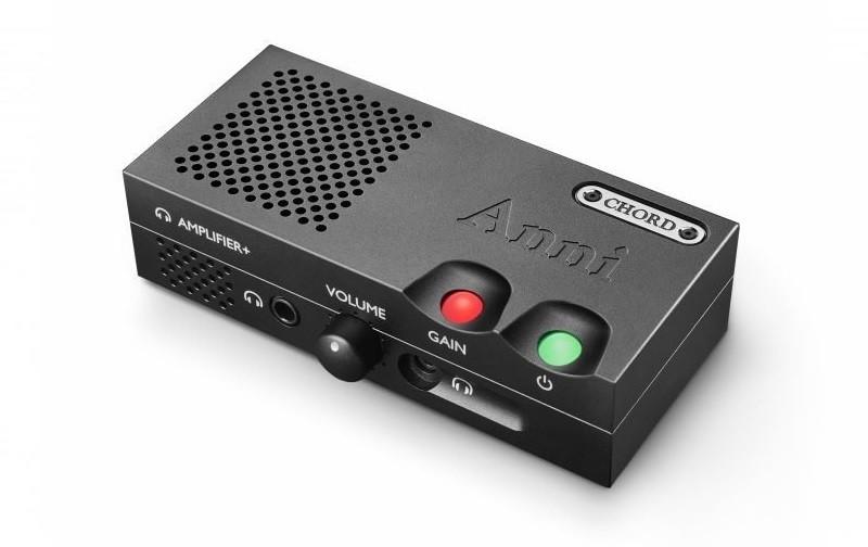 英式小鋼炮,Chord 推出全新 Anni 小型耳機 / 合併式放大器