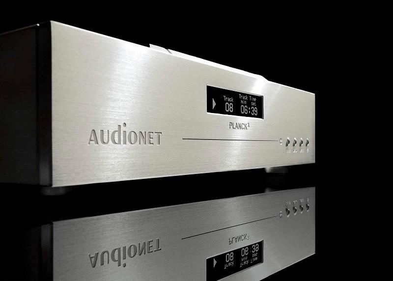Audionet 推出全新旗艦 CD 唱盤 PLANCK2