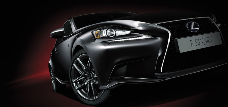 All New Lexus IS Pop-up Shop 現身太古坊 (2013 年 6 月 26-28 日)