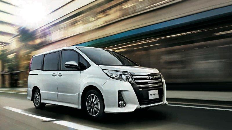 豐田 No.1 MPV 車展 (2014 年 8 月 9-10 日)