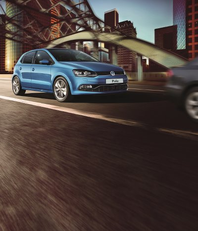 Volkswagen New Polo 載譽登場 (2014 年 8 月 16-17 日)