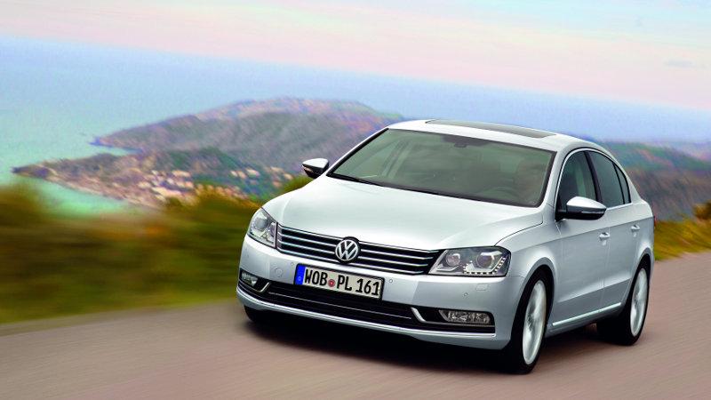 Volkswagen Passat BMT 預展推廣優惠 (2014 年 9 月 20-21 日)