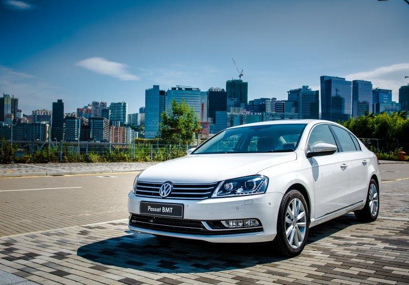Volkswagen Passat BMT 耀眼登場