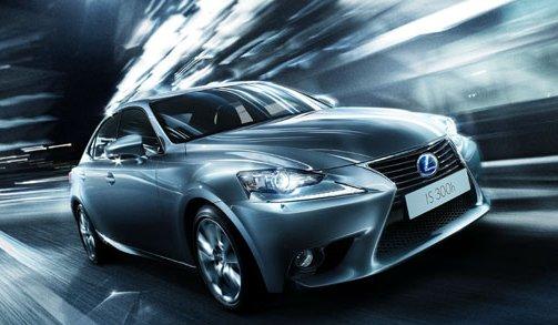 Lexus 全線新版本壓軸首展 尊屬震撼優惠低至九折