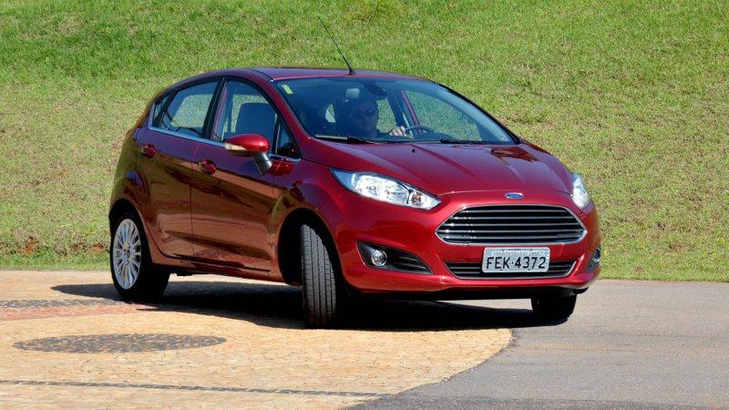 福特 Fiesta 小飛俠車展 荃灣廣場舉行 (2014 年 10 月 4-5 日)