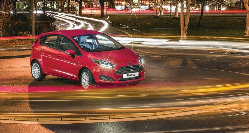 福特 Fiesta 小飛俠車展 青衣城商場舉行 (2014 年 10 月 18-19 日)