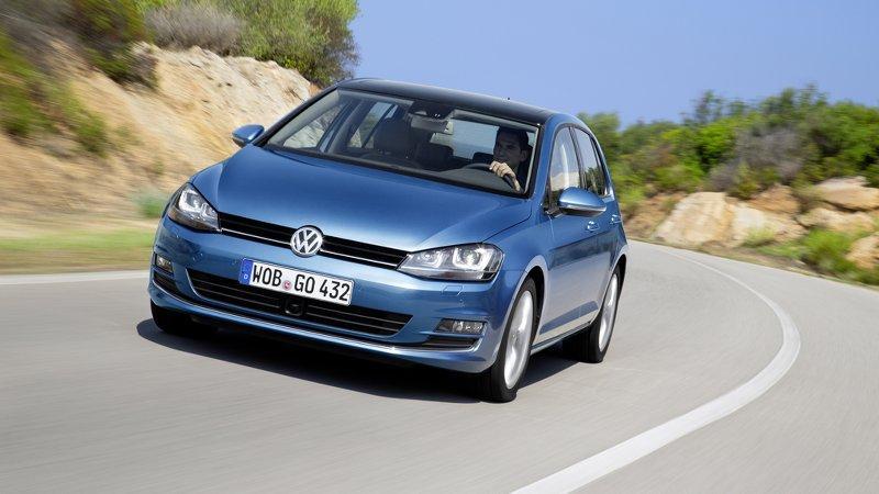 Volkswagen 全線汽車試車日 (2014 年 11 月 1-2 日)