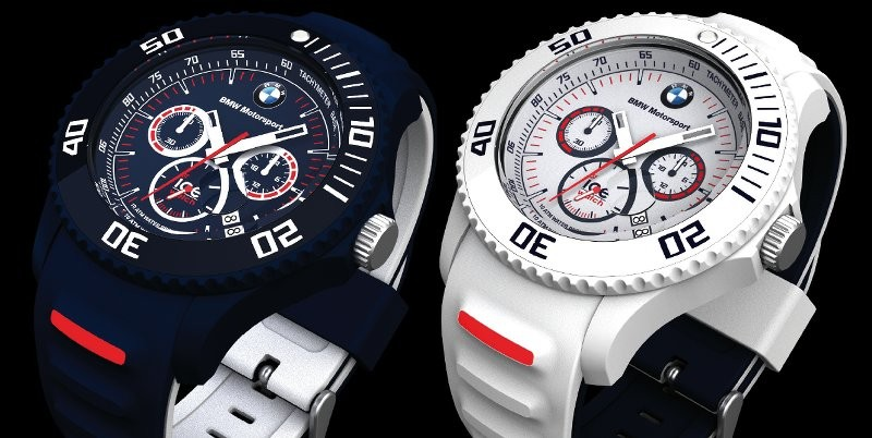 BMW 賽車傳奇 BMW Motorsport Chronograph, ICE