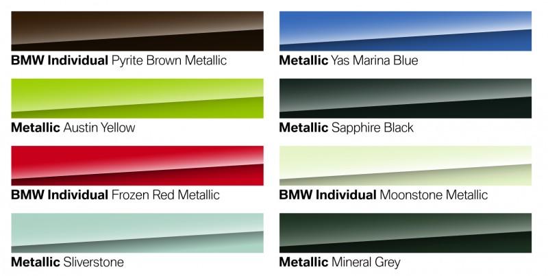 BMW Paint Work Programme 全新登場