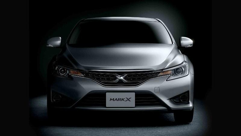 豐田 Camry 及 Mark X 率先現身「有型皆雙」車展