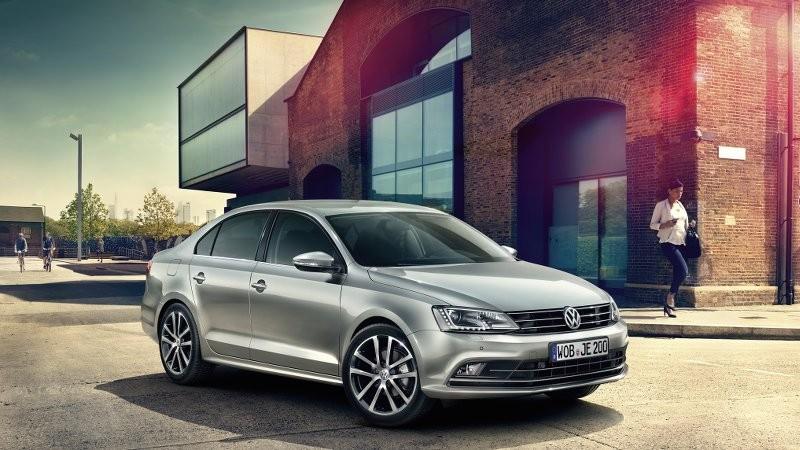 Volkswagen New Jetta 亮麗登場 (2015 年 1 月 10-11 日)