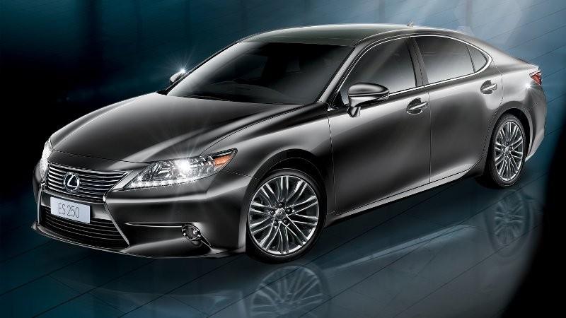 Lexus ES250 五重優惠