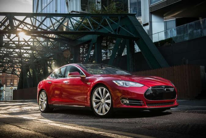 Tesla Model S 蟬聯《Consumers Reports》年度最佳車款