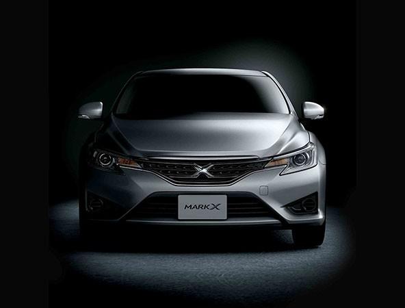 豐田 Camry 及 Mark X 首現太古城「有型皆雙」車展
