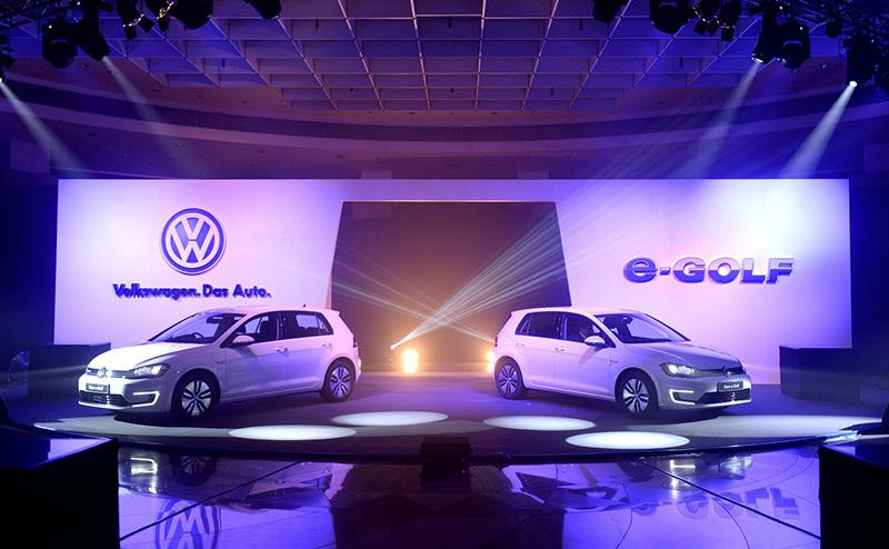 全新純電動車 e-Golf 於香港作亞洲首發