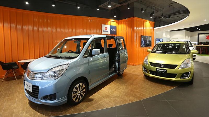 鈴木全線 eNe-CHARGE 車系   超值價由 $149,800 起