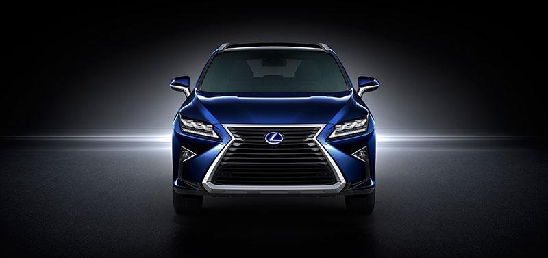 全新 Lexus RX 首度亮相