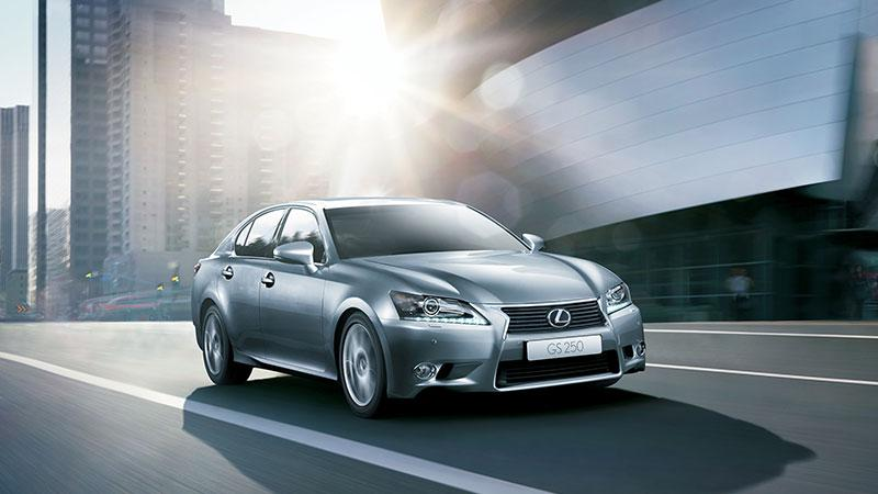 Lexus GS250 現貨驚喜價港幣 $429,800 起
