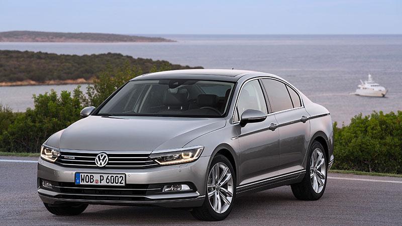 Volkswagen 成為「世界商業論壇」香港指定高級汽車供應商
