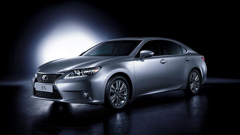 Lexus ES 細緻演繹駕乘藝術 現貨優惠價由港幣 $399,980 起