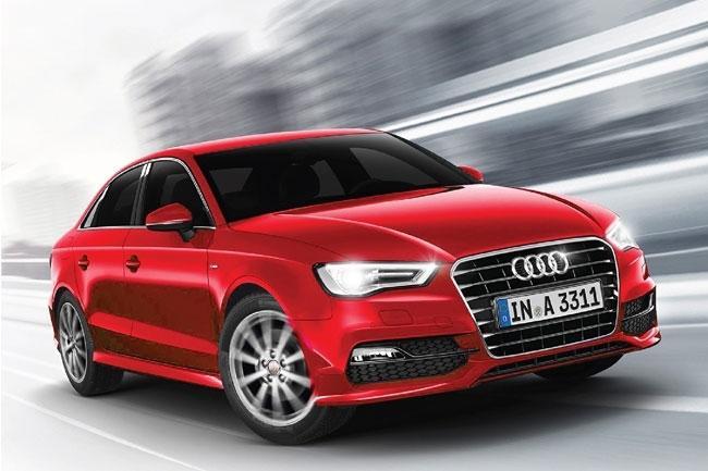 本週末 Audi A3 車系 尊享 4 重驚喜優惠!
