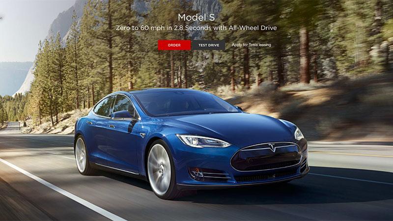 Tesla 推出 Model S 全新配置選擇