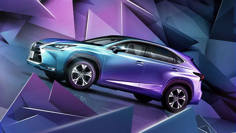 「Lexus Motor Show」本週末假又一城舉行