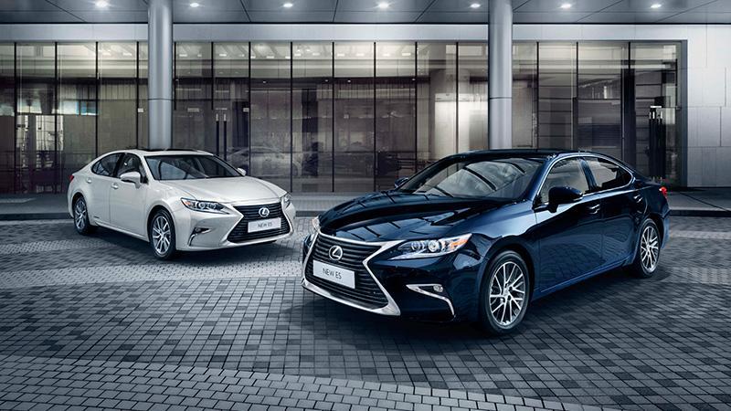Lexus NEW ES - The New Essential