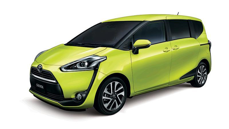 Toyota 本週末再度舉行「Let's Sienta」享樂放送車展