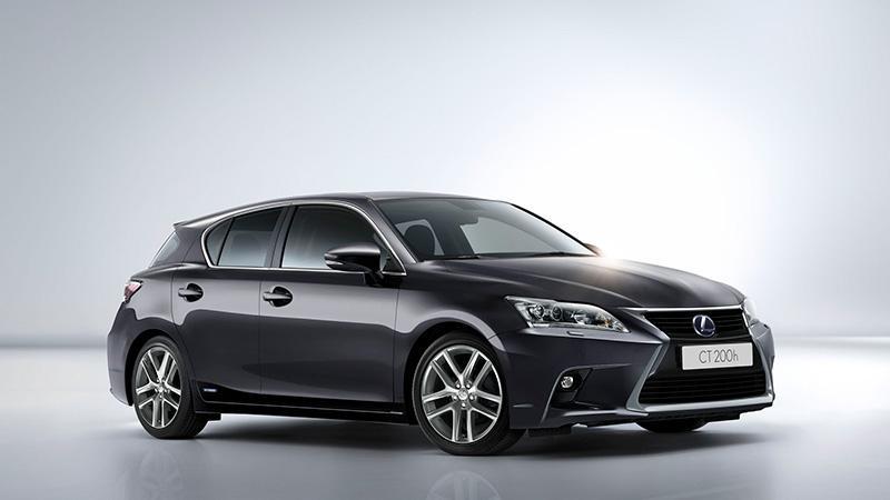 Lexus 精選現貨優惠 CT 車系由港幣 $289,800 起