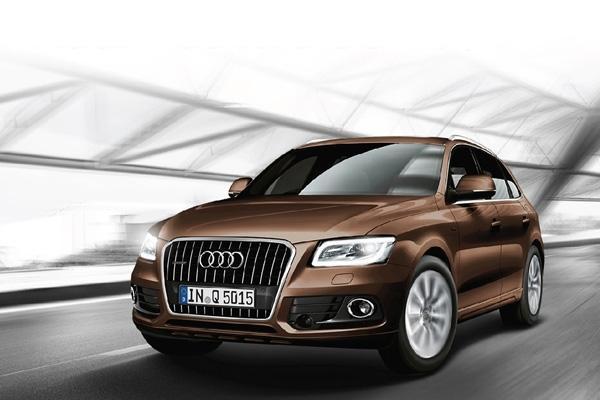 Audi quattro 35 週年:Q5 傲領前路 駕馭萬變