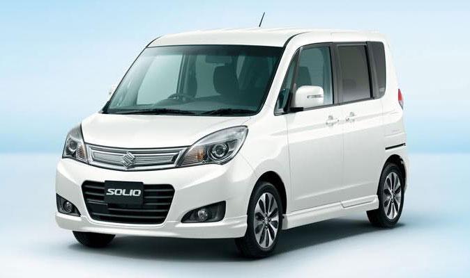Suzuki Solio cMPV 特別版    一鍵開門同級獨有
