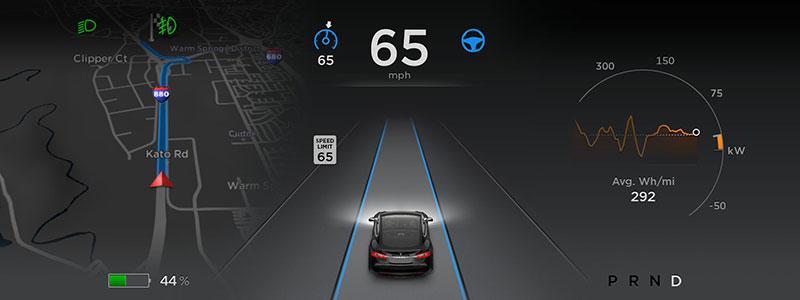 Tesla 自動駕駛正式「駕」臨