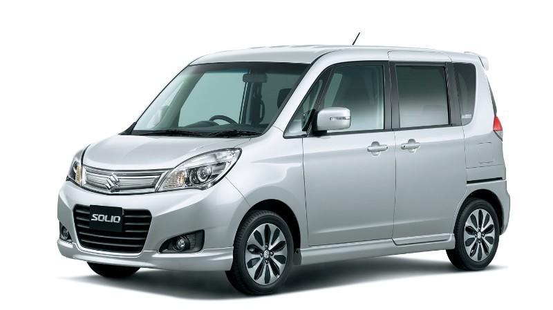 Suzuki Solio cMPV 特別版  現貨出車即減 $10,000