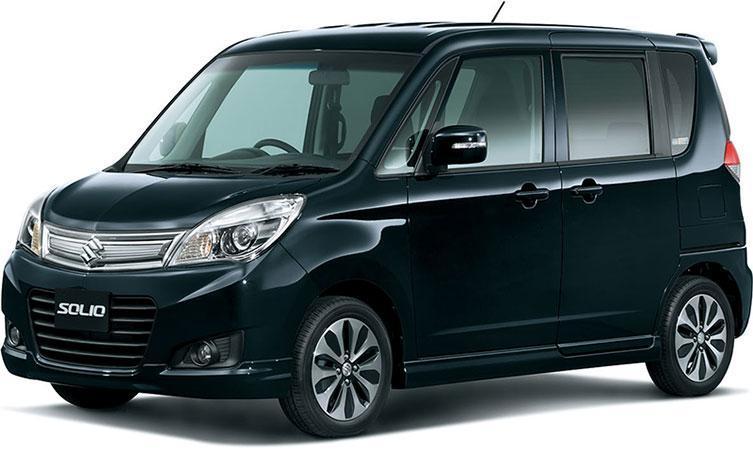 Suzuki Solio cMPV 特別版  現貨出車尊享 $10,000 折扣