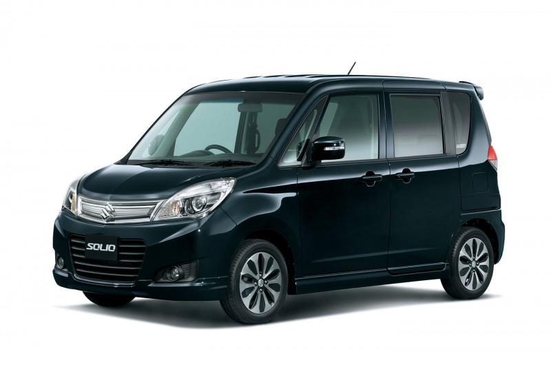 尊享零首期出車  Suzuki Solio cMPV 特別版月供低至 $2,481