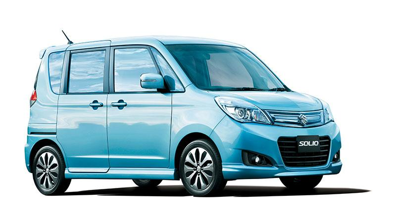 Suzuki Solio cMPV 特別版零首期出車計劃  月供低至 $2,481