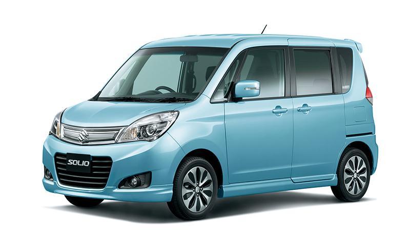 Suzuki Solio cMPV 試車日  即場出車激減 $10,000