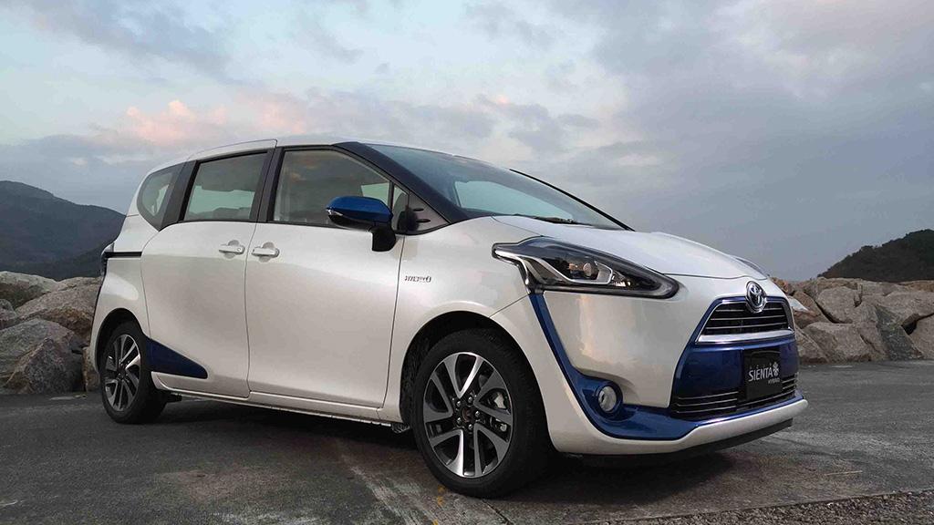 Toyota 首季主打型號 Sienta Hybrid 本週末海運車展型格登場