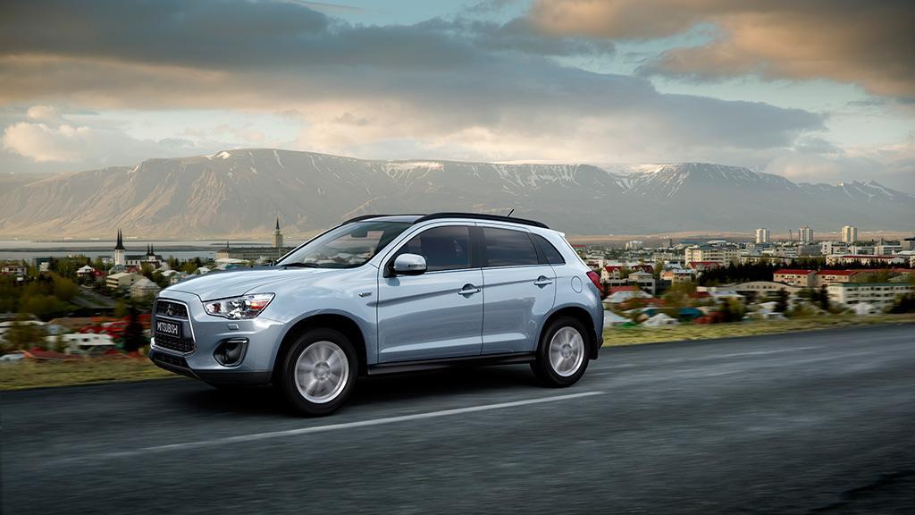 三菱 ASX自主四驅 SUV  本週末出車即享 $20,000 折扣