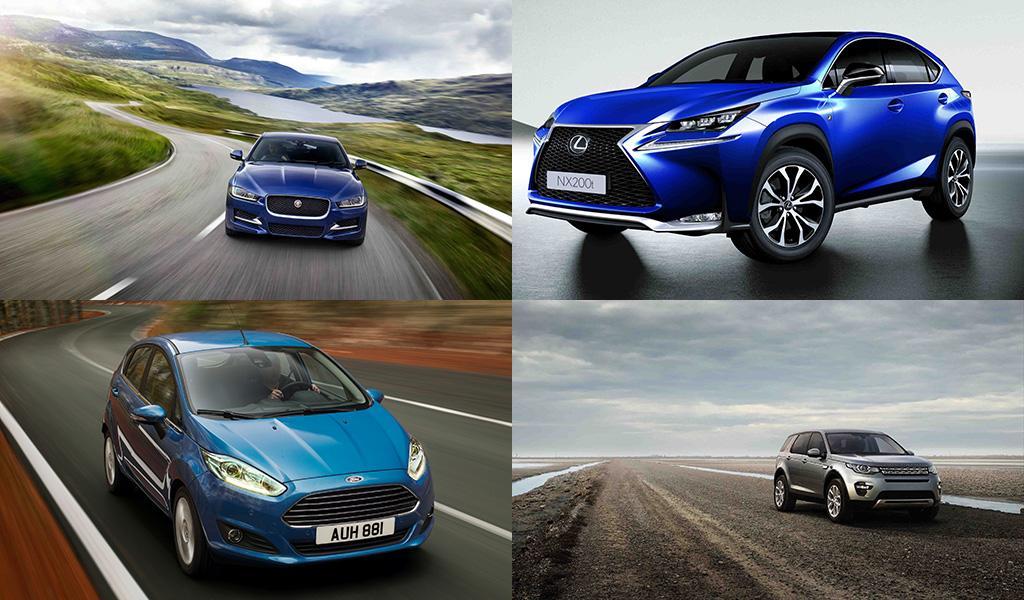 英之傑盛大賀歲車展 全新現貨優惠總值超過二百萬